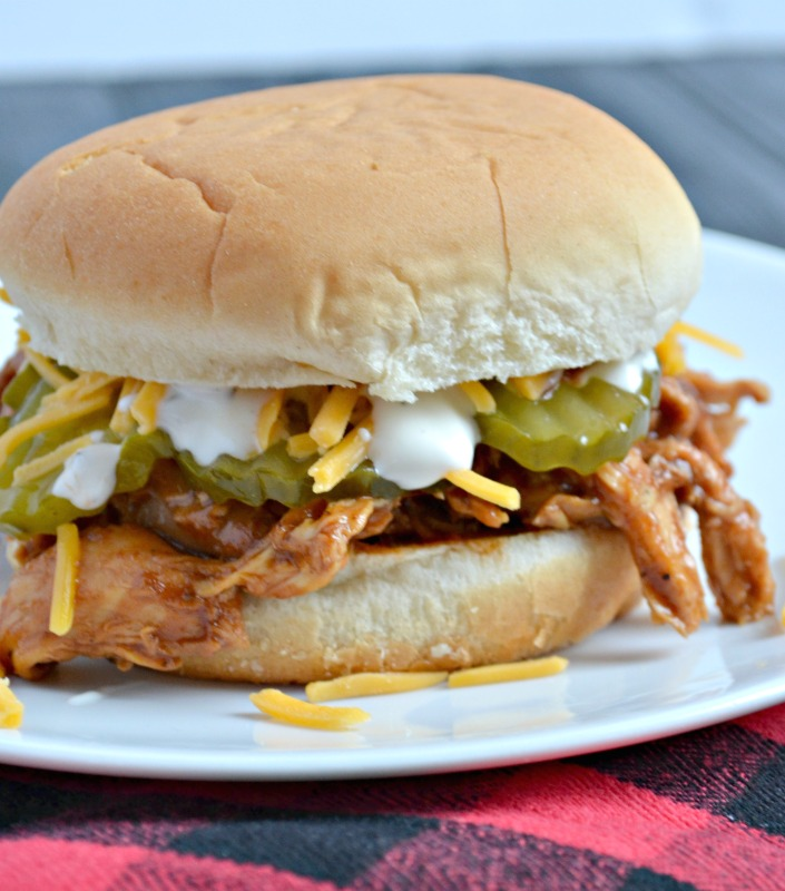 Smoked BBQ Pulled Chicken Recipe