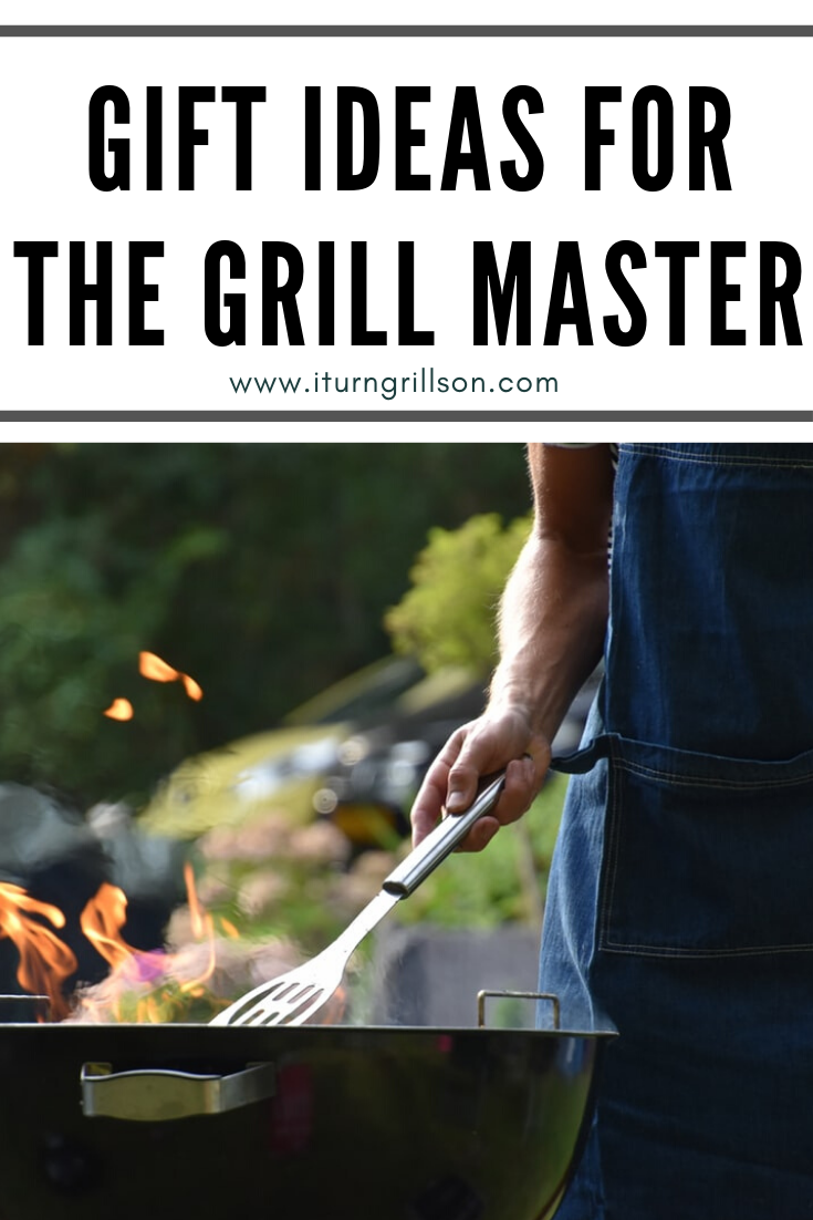 Gift Ideas for the Grill Master